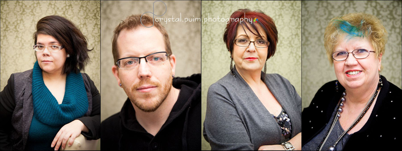Headshots - Crystal Puim Photography