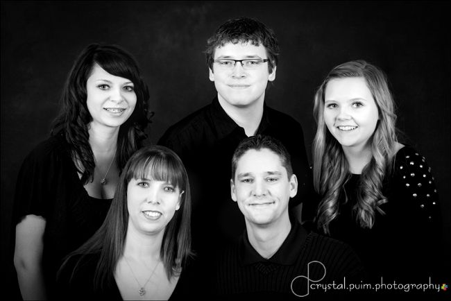 Family Photos - Crystal Puim Photography