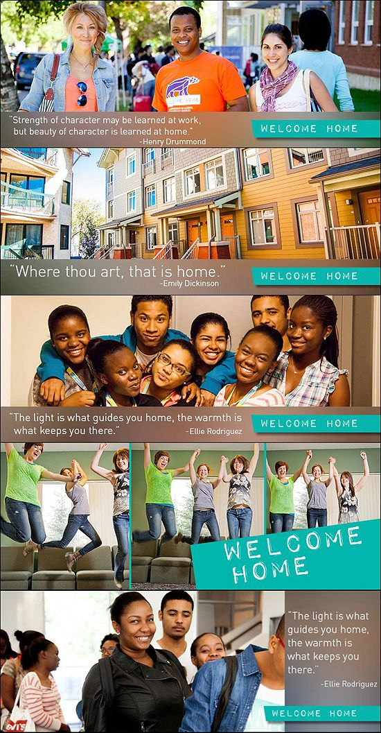 UofA-Residence Services Ads