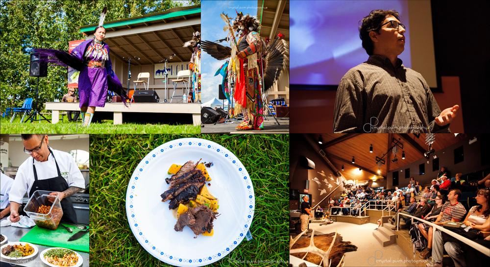 Elk Island Park- Bison Festival