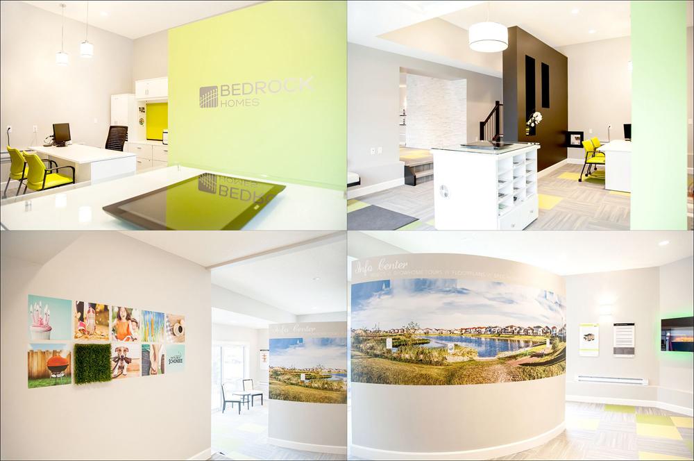 Schonsee Sales Centre Bedrock