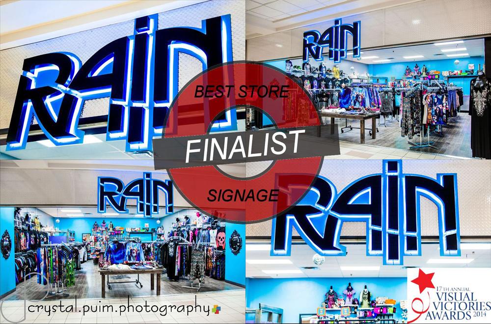 Best Store sign Rain