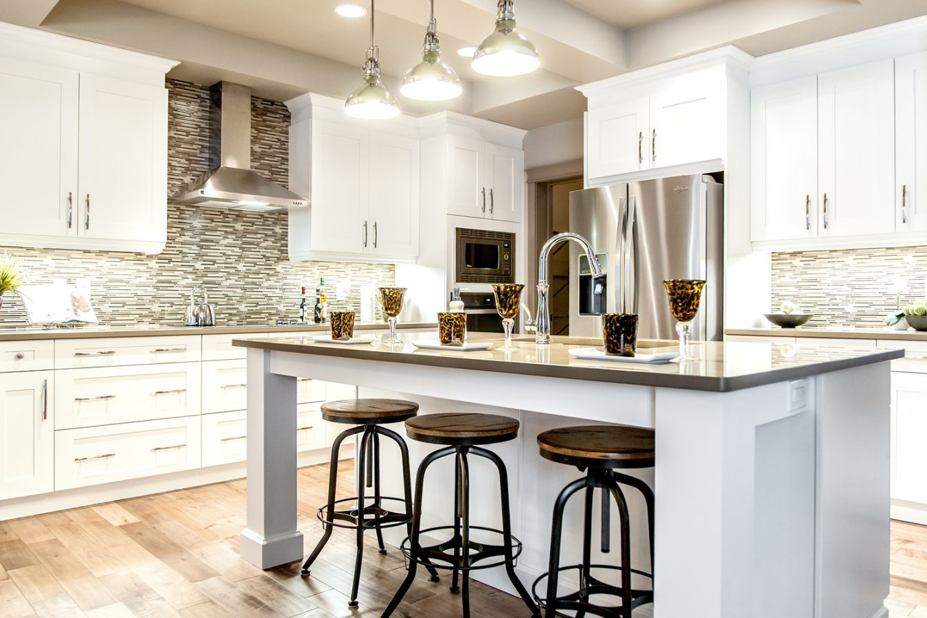 Bedrock Homes Edmonton Photography