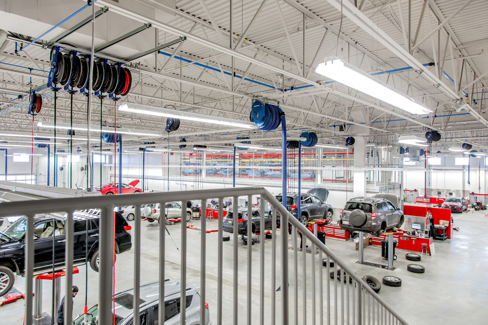 Chandos Construction- North Toyota Edmonton Crystal Puim Photography
