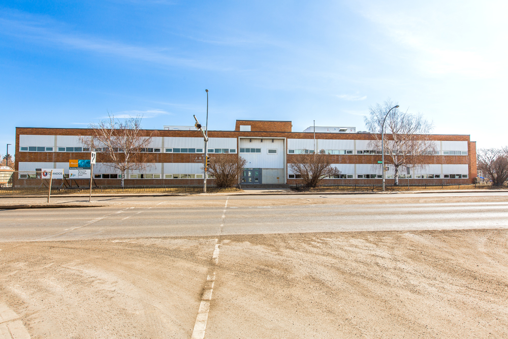 Chandos Construction JH Picard School Edmonton Crystal Puim Photography Corporate Photography