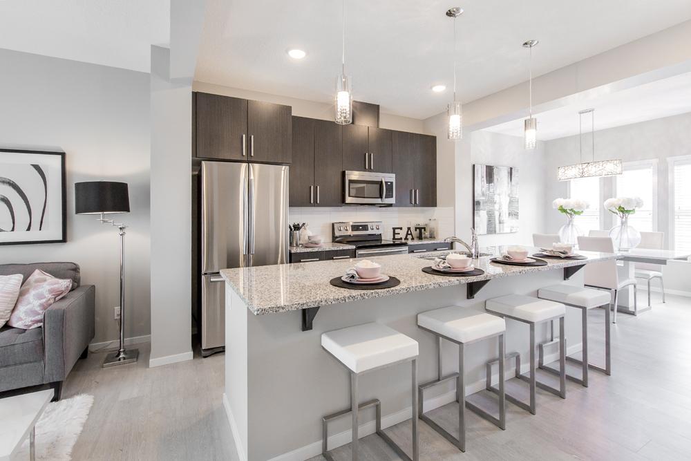 Daytona Homes 3353 Orchards Link Edmonton Corporate and Property Photography