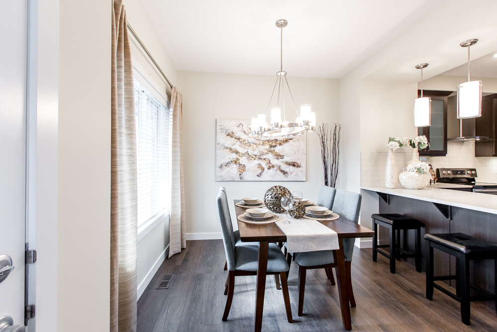 Daytona Homes 3355 Orchards Link Edmonton Corporate and Property Photography