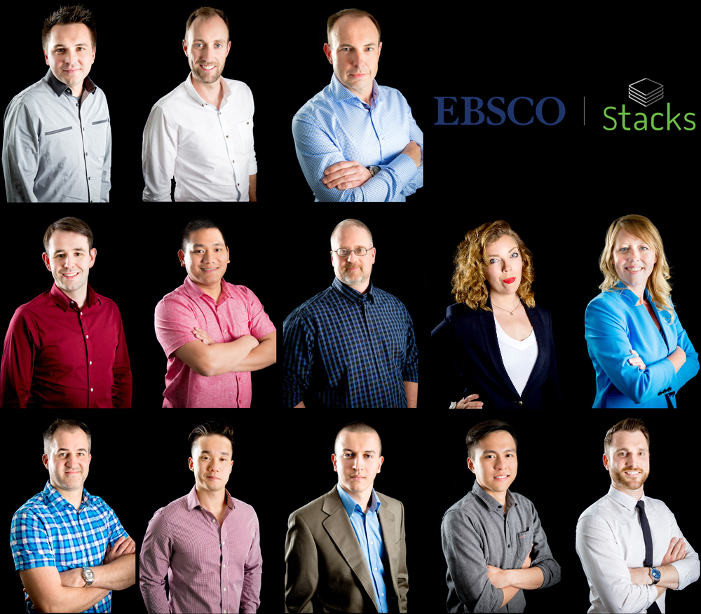 Edmonton Corporate Headshot Photography