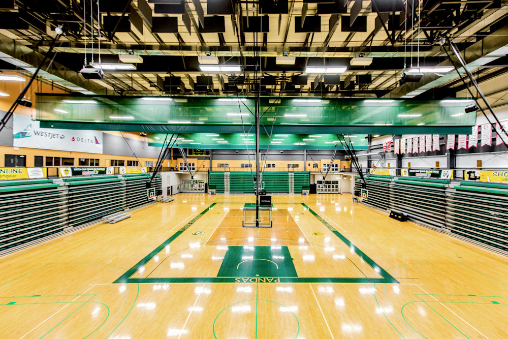 Interior Photography, Crystal Puim Photography, University Of Alberta- Faculty of Kinesiology, Sports and Recreation, North and South Campus Interiors