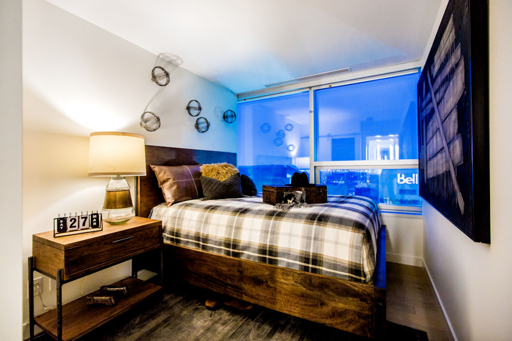 Edmonton Ice District Sky Residences Suite G Crystal Puim Photography
