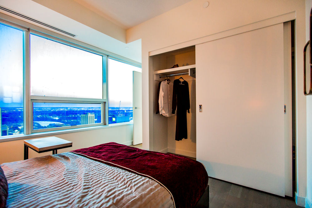 Edmonton Ice District Sky Residences Suite A Crystal Puim Photography
