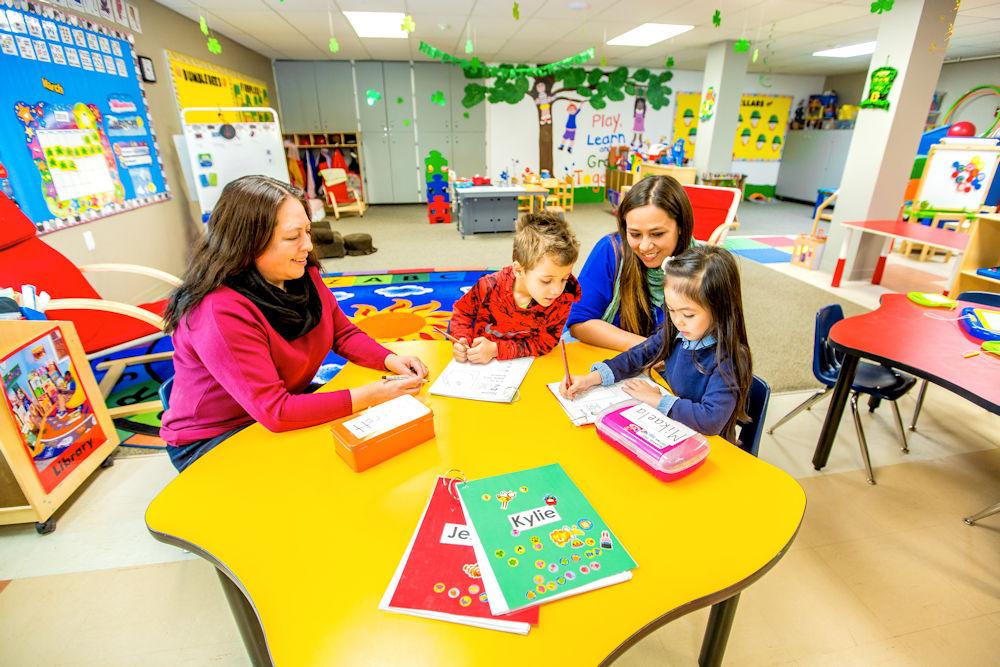 West Edmonton Preschool Crystal Puim Photography Promotional Photography