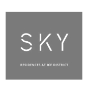 Sky Residences at Ice District Logo