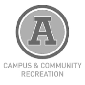 U of A Campus and Community Recreation Logo