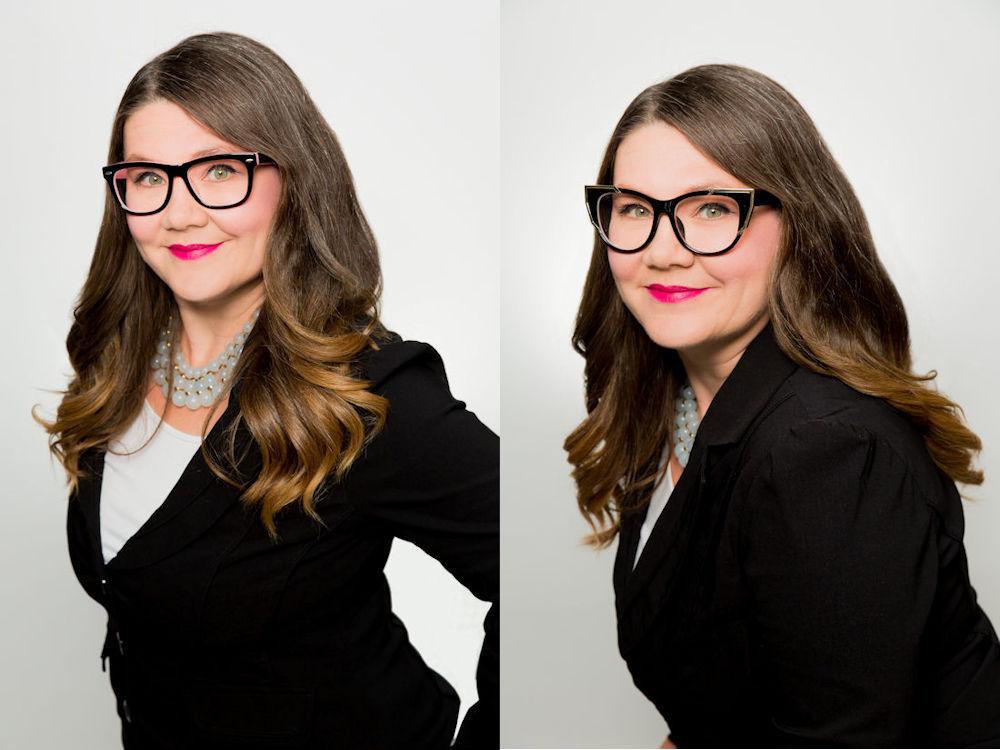 Edmonton headshot photographer CodeWord Media Design