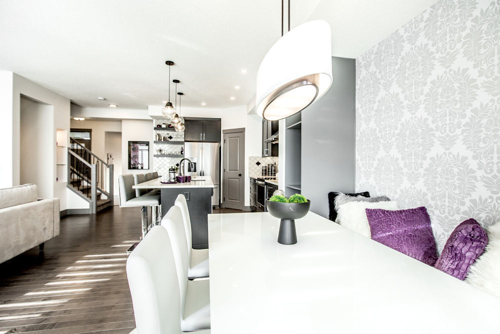 Edmonton Homebuilders Morrison Homes Baxter in Walker Summit by Crystal Puim Photography