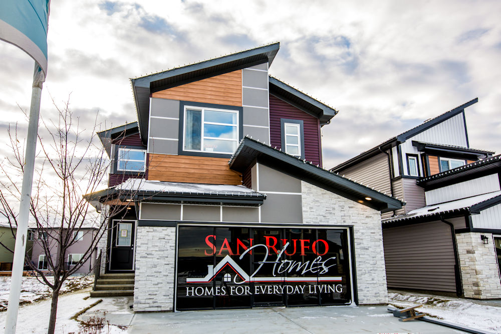 Exterior Image of San Rufo Home 115 Kingsbury Circle (Spruce Grove) by Crystal Puim Photography