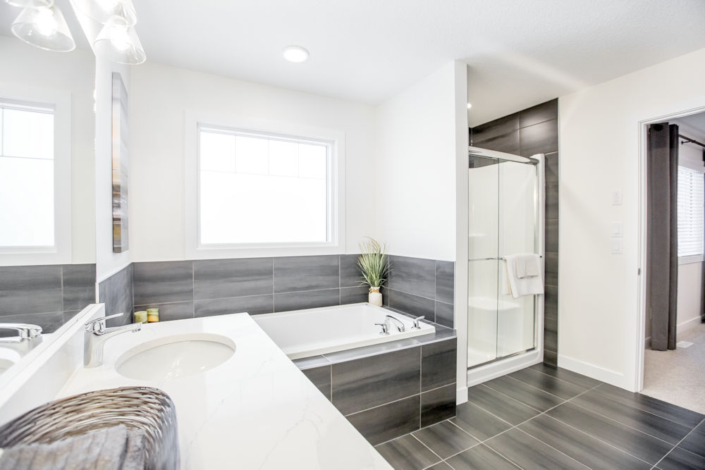 Edmonton Homebuilders San Rufo Homes Schonsee 17224 81St NW by Crystal Puim Photography