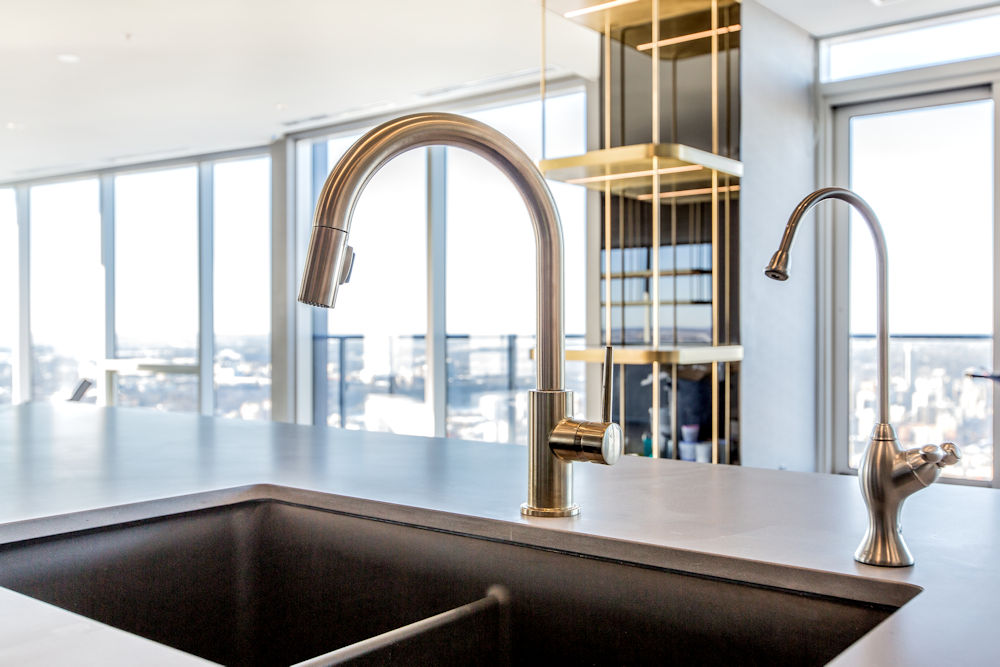 JW Marriot Ice District Suites by PCL Photography by Crystal Puim Photography Commercial Photography Suites