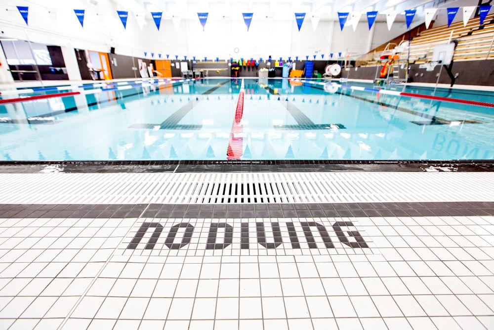 Bonnie Doon Leisure Centre Rehabilitation by Chandos Construction Ltd Photography by Crystal Puim Photography Commercial Photography Pool