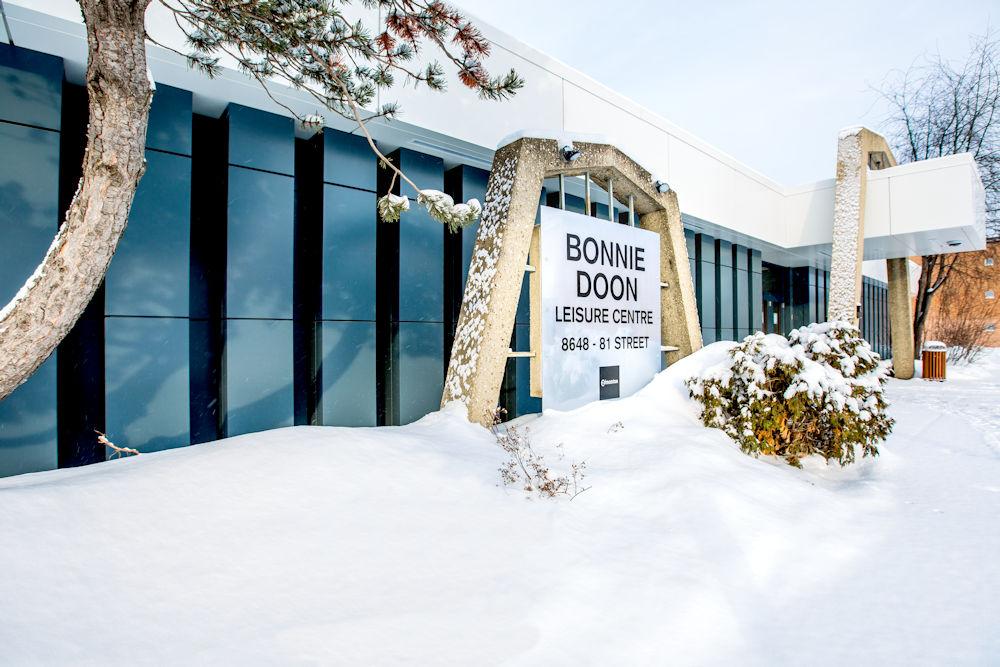 Bonnie Doon Leisure Centre Rehabilitation by Chandos Construction Ltd Photography by Crystal Puim Photography Commercial Photography
