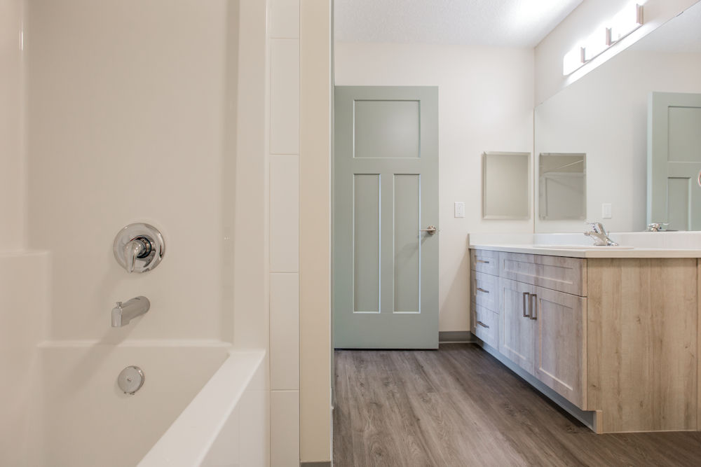 Linsford Townhomes Leduc Photos by Crystal Puim Photography Client Chandos Construction Edmonton Alberta