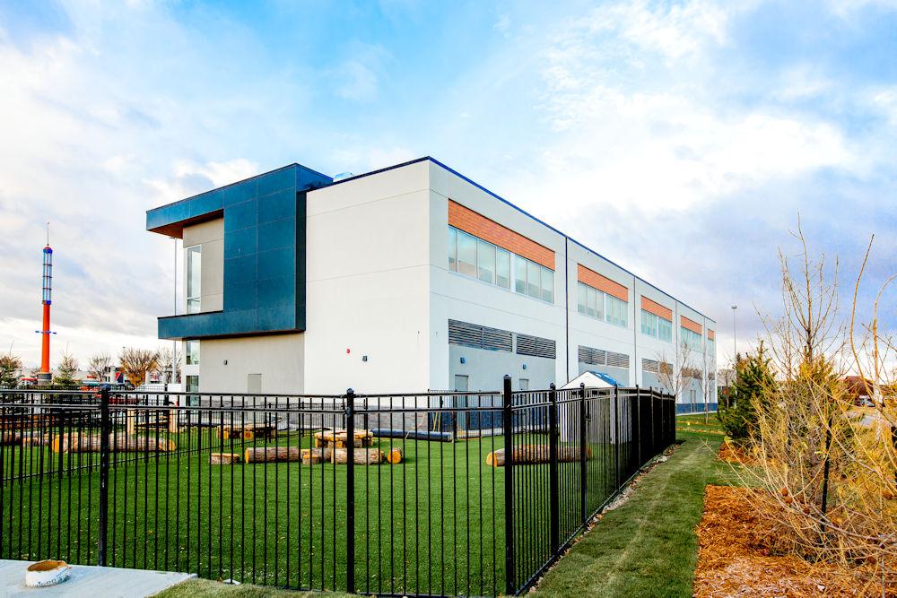 Weste Pointe Building Edmonton Photos by Crystal Puim Photography Client Chandos Construction Edmonton Alberta Architectural Photography