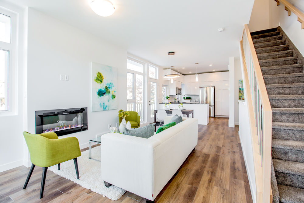 Client Cejay Ventures Ltd Crestwood Triplex 14810-98 Ave NW Infill Photographer Crystal Puim Photography Edmonton Alberta
